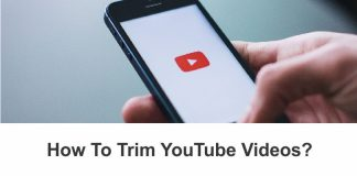 trim youtube video online and download