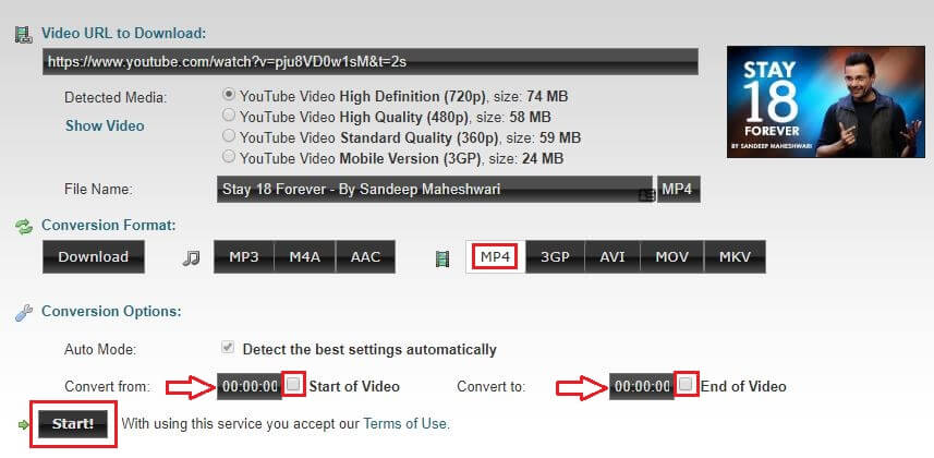 How to Trim YouTube Videos Online