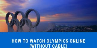 How to Watch Olympics Online