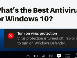 is windows defender enough